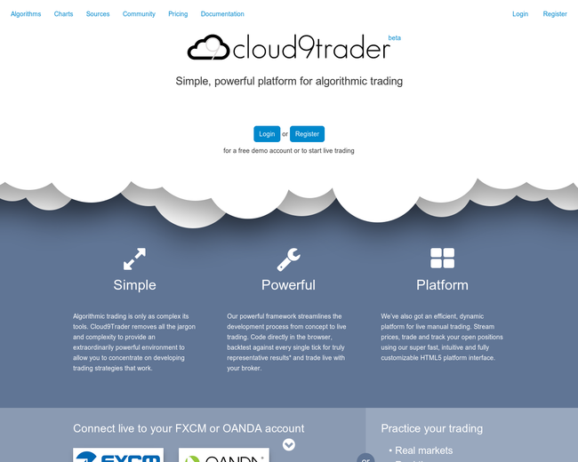 Cloud9Trader