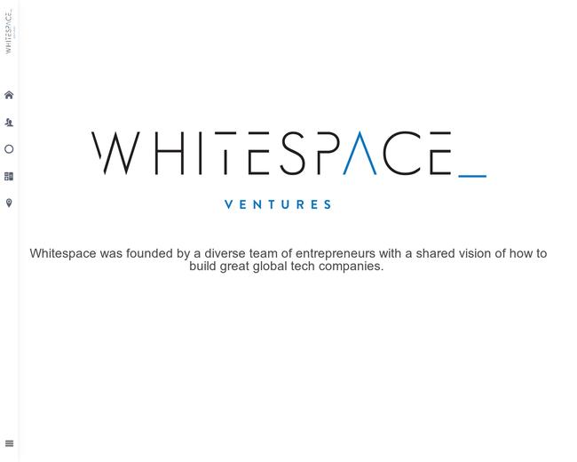 Whitespace Ventures