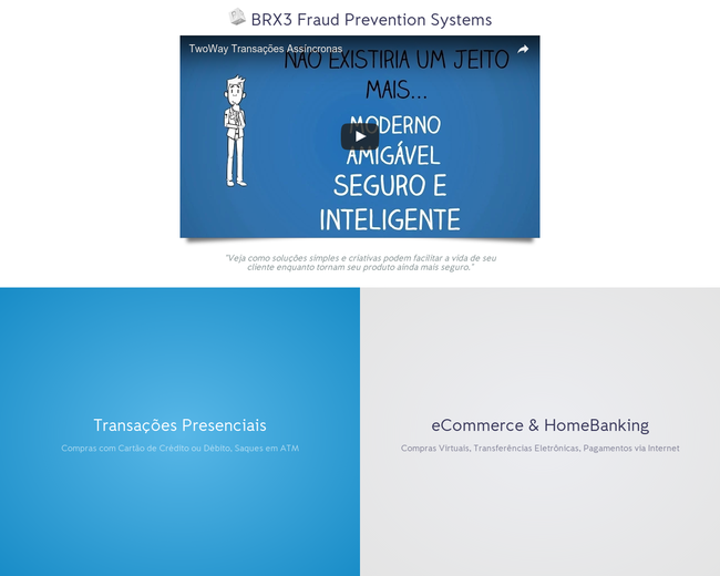 BRX3 - Fraud Prevention Systems