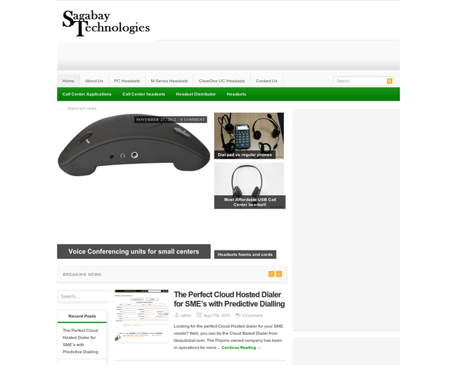 Sagabay Technologies
