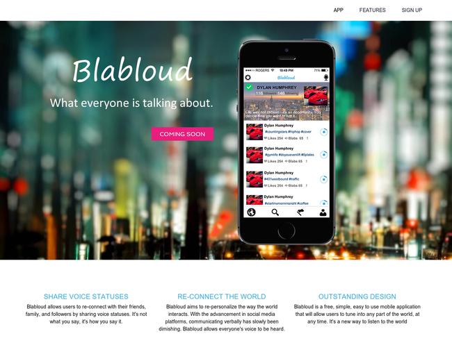 Blabloud