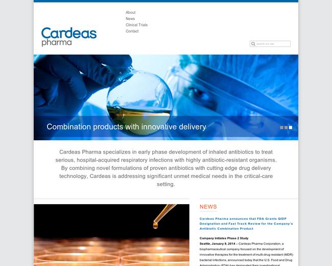 Cardeas Pharma