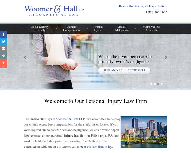 Woomer & Hall