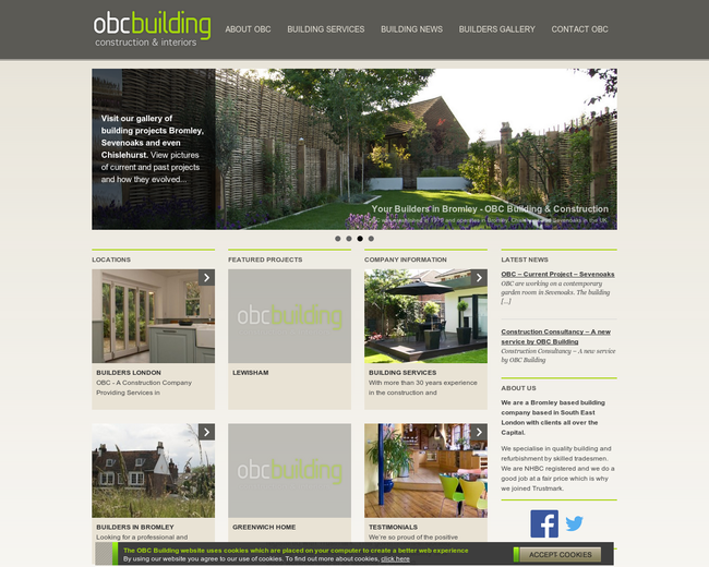 OBC Building and Construction