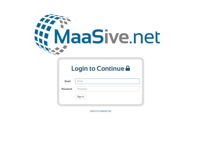 MaaSive.net