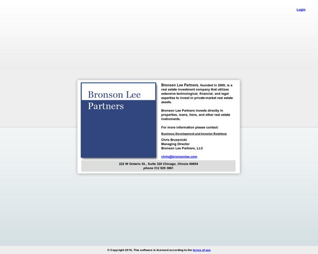 Bronson Lee Partners