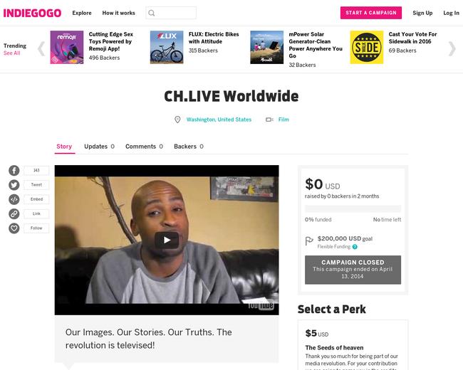 CH.LIVE WORLD