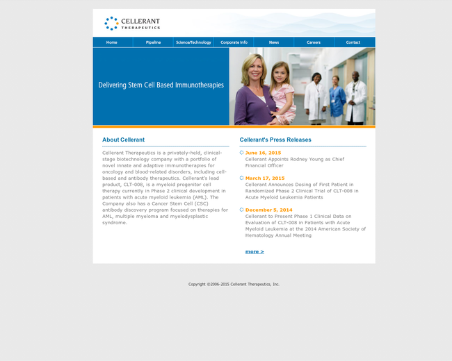 Cellerant Therapeutics