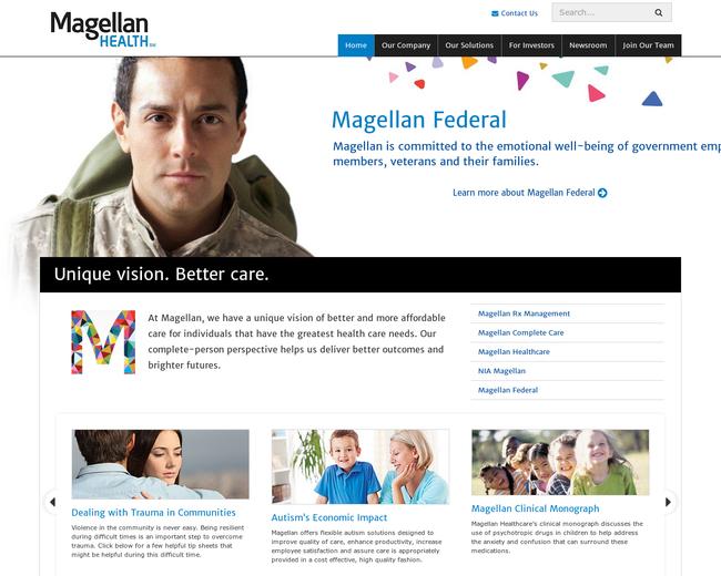 Magellan Health Services