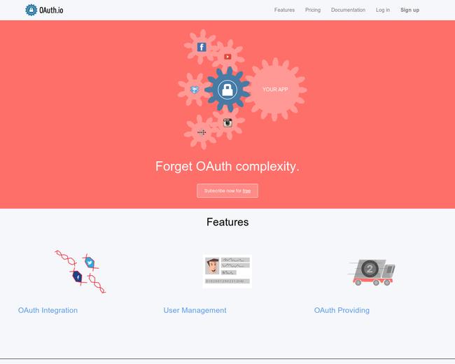 OAuth.io