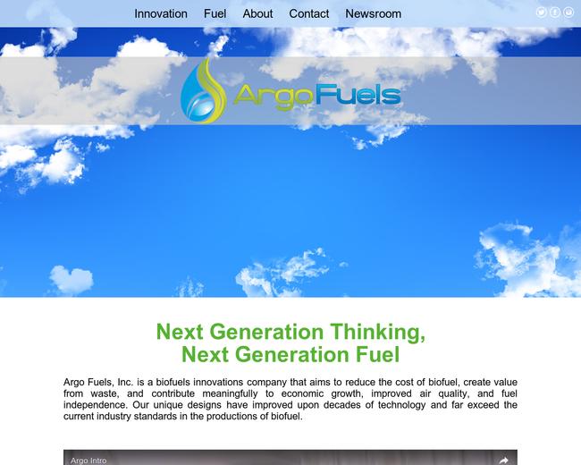 Argo Fuels