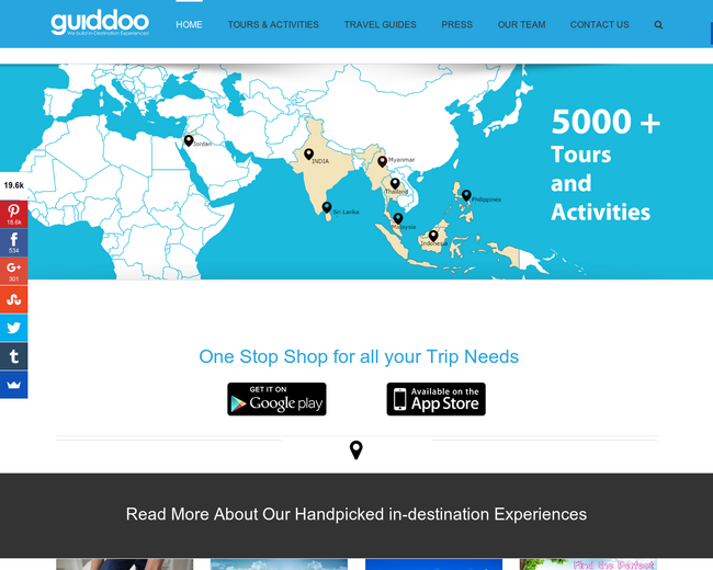 Guiddoo Tours