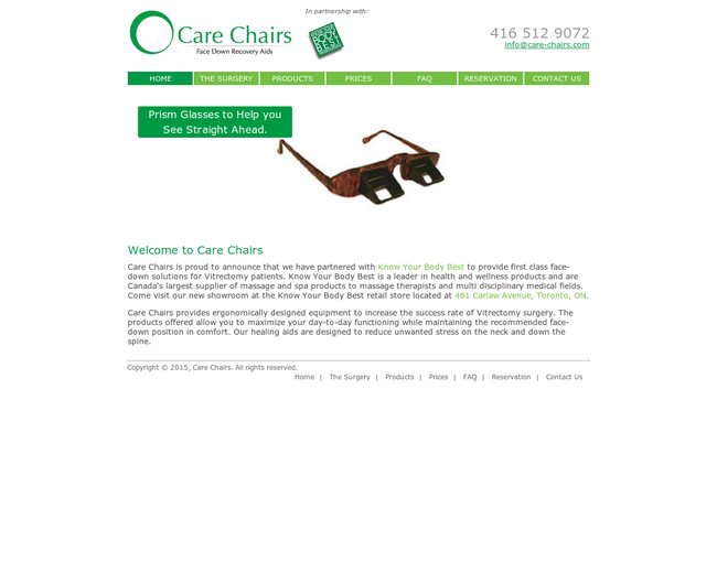 Care Chairs Home Health