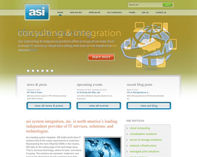ASI System Integration
