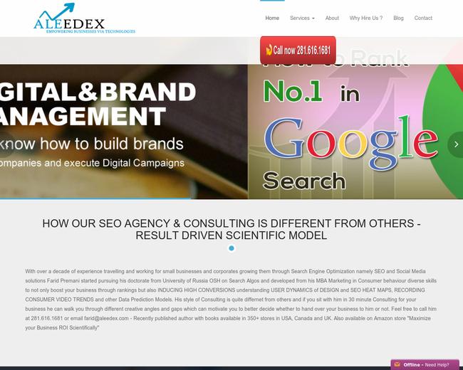 Aleedex