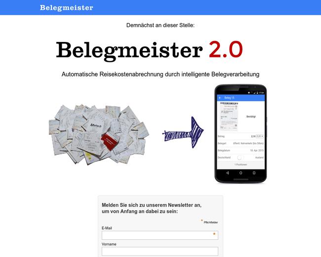 Belegmeister