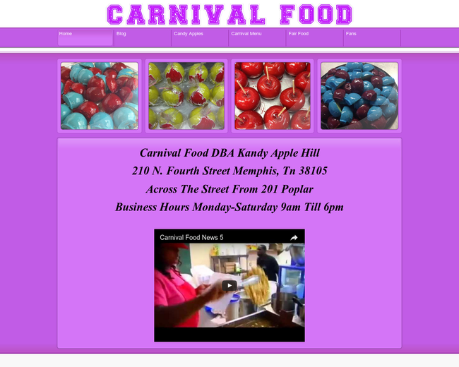 Carnival Food Recreation Center