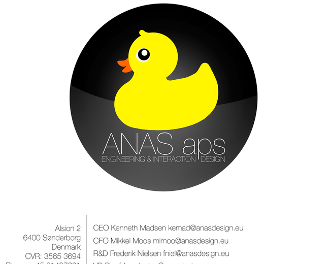 ANAS Engineering & Interaction Design