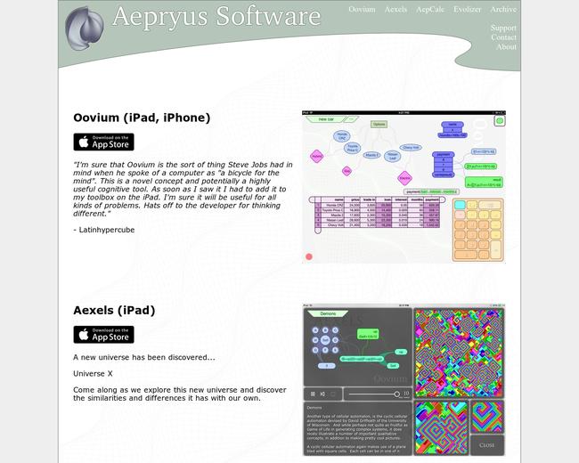 Aepryus Software