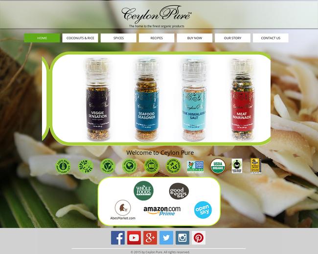 Ceylon Pure