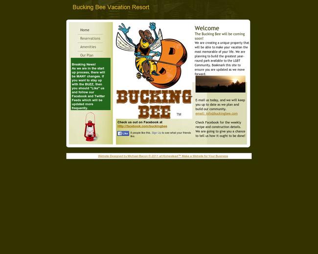 Bucking Bee Vacation Resort