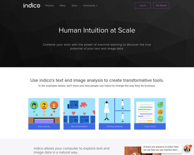 indico data solutions