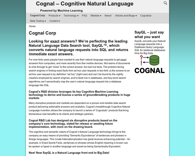Cognal Labs