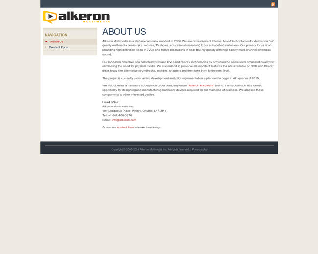 Alkeron Multimedia