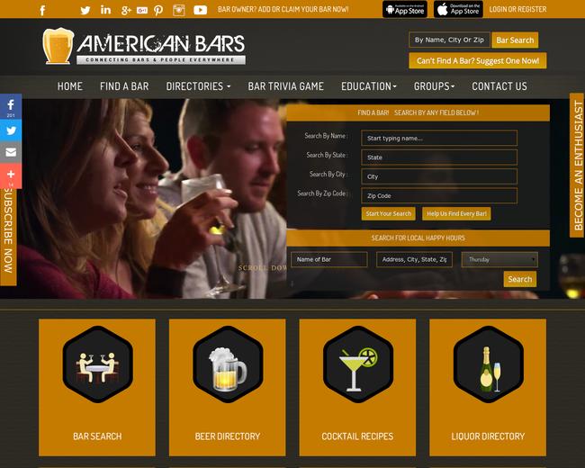 American Dive Bars