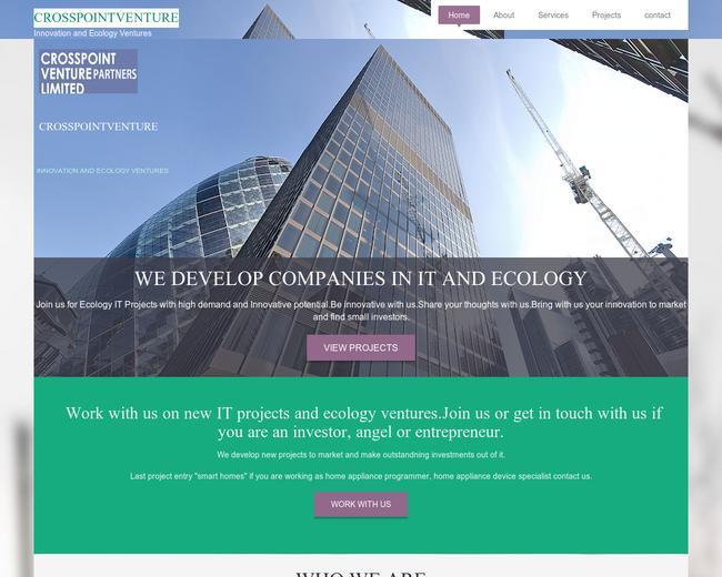 Crosspoint Venture Ltd.