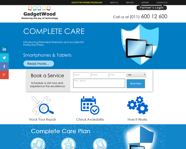 Gadgetwood eservices (P)