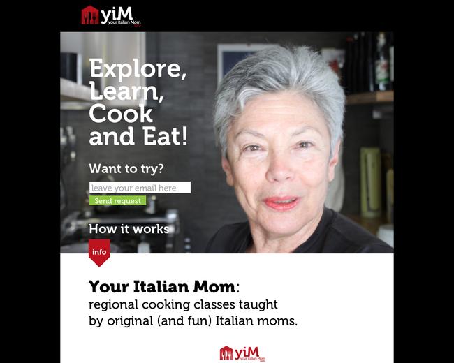Your Italian Mom
