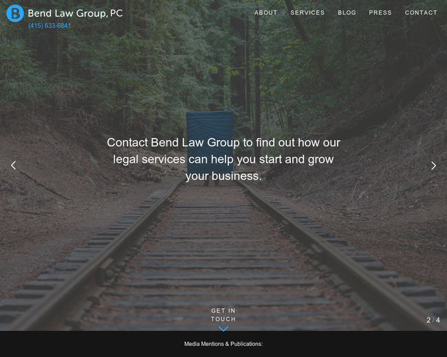 Bend Law Group, PC