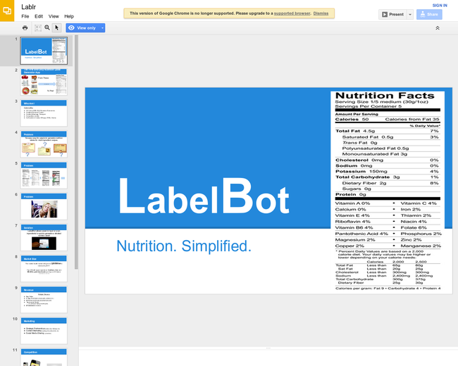 LabelBot