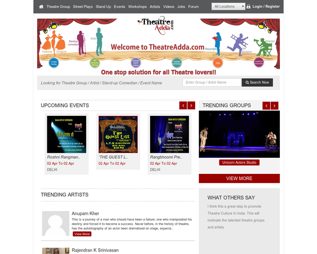 TheatreAdda.com