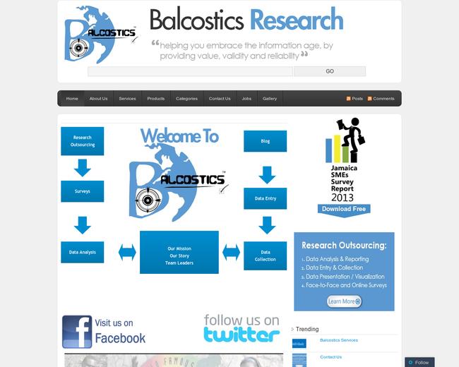 Balcostics