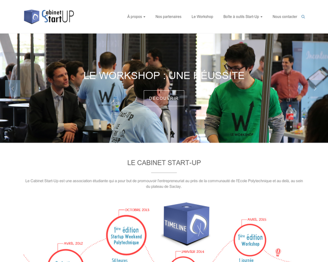 Cabinet Start-up
