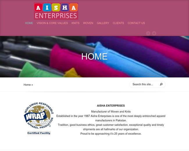 Aisha Enterprises