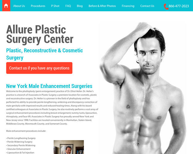 Allure Plastic Surgery Center