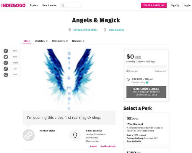 Angels & Magick