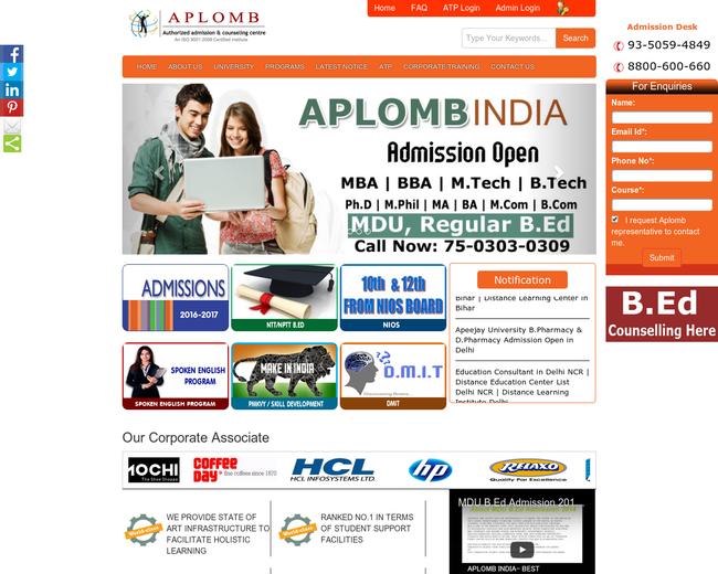 Aplomb India
