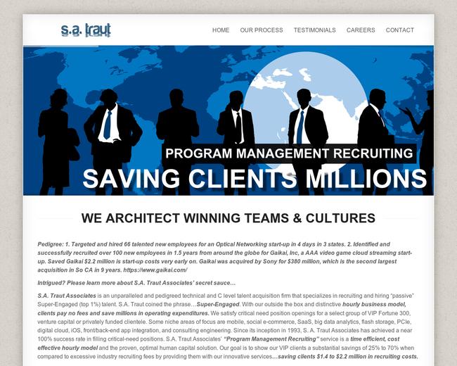 S.A. Traut Associates