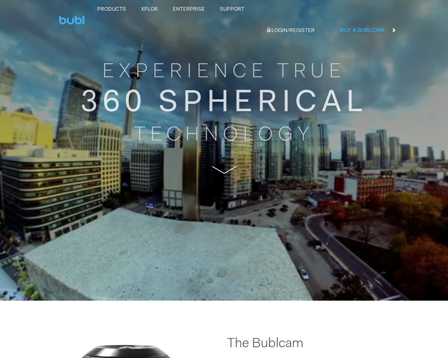 Bubl Technology