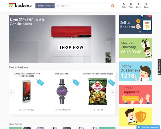 Baskena.com