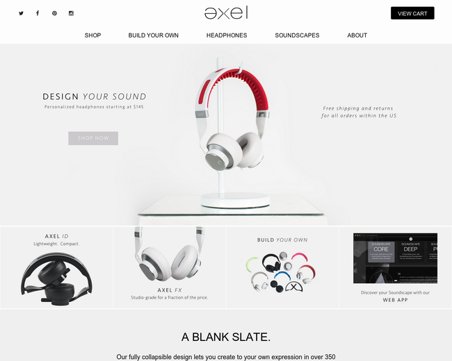 Axel Audio