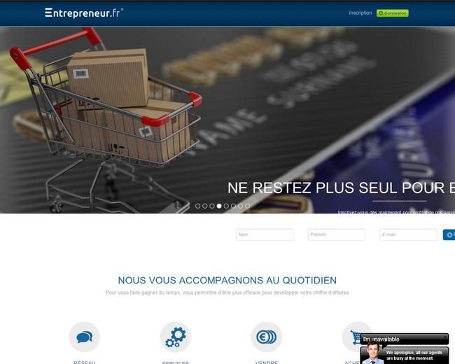 Entrepreneur.fr