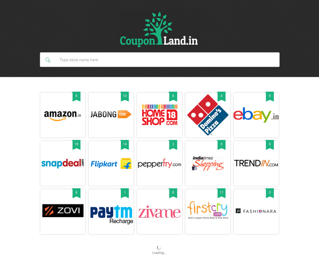 Couponland.in