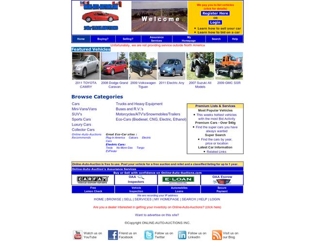 Online-Auto-Auctions