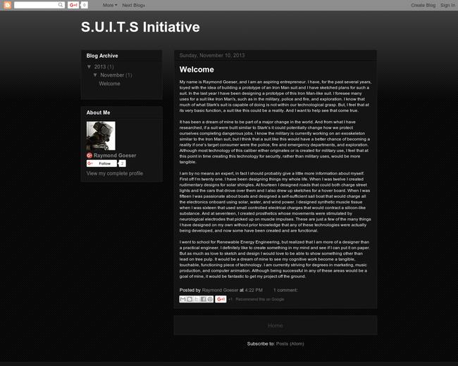 S.U.I.T.S Initiative