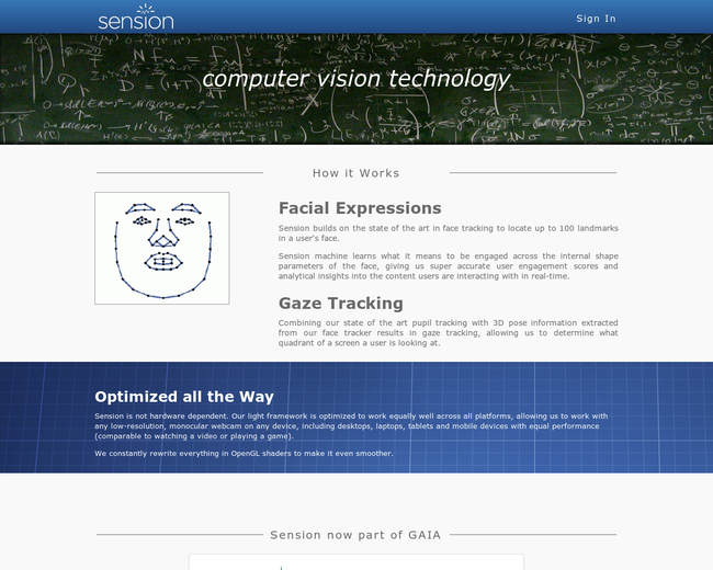 Sension